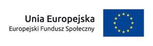 Logo Unii Europejskiej - Fundusz Społeczny