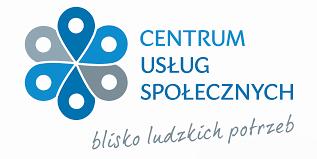 Logo Centrum Usług Społecznych